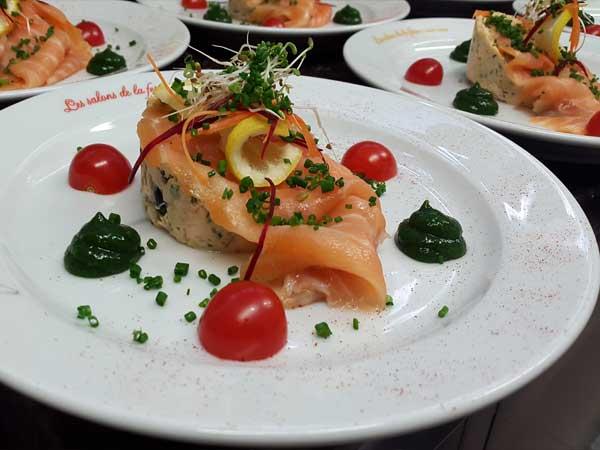 Cuisine familiale au restaurant Les Salons de la Ferme aux Oies à Arthon-en-Retz (Chaumes-en-Retz)