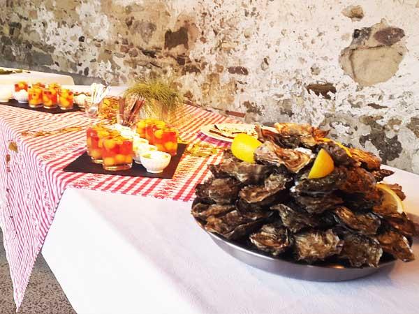 Plats fait maison au restaurant Les Salons de la Ferme aux Oies à Arthon-en-Retz (Chaumes-en-Retz)