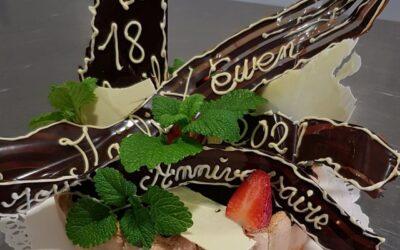 Nos gâteaux d'anniversaire